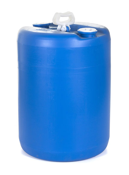 15 gallon potable water drum