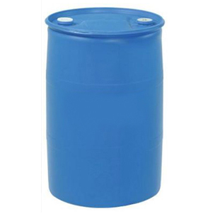 55 Gallon Water Drum Blue Dot Water