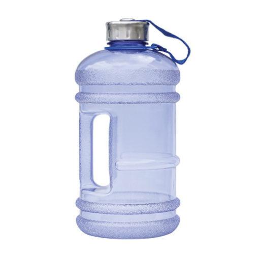 2-Liter BpA-Free Plastic Water Bottle
