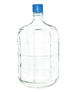 Glass Water Bottle - Three or Five Gallon