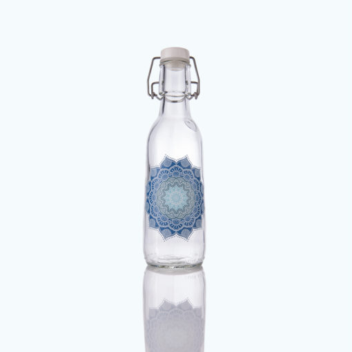 Mandala Love Bottle