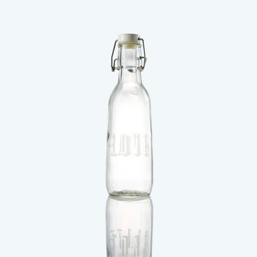 Retro Love Bottle