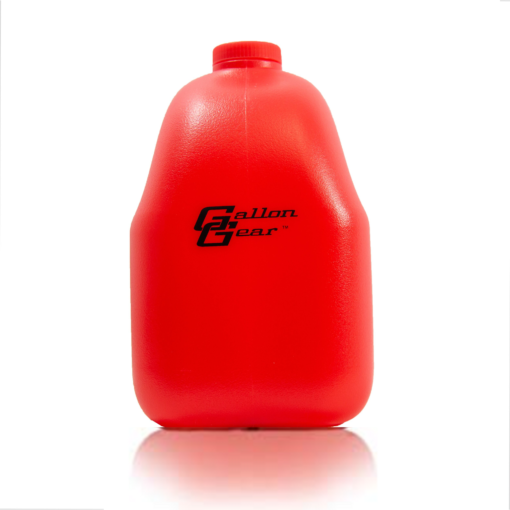 Gallon Gear Red